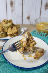 Banana French Toast Cups-10