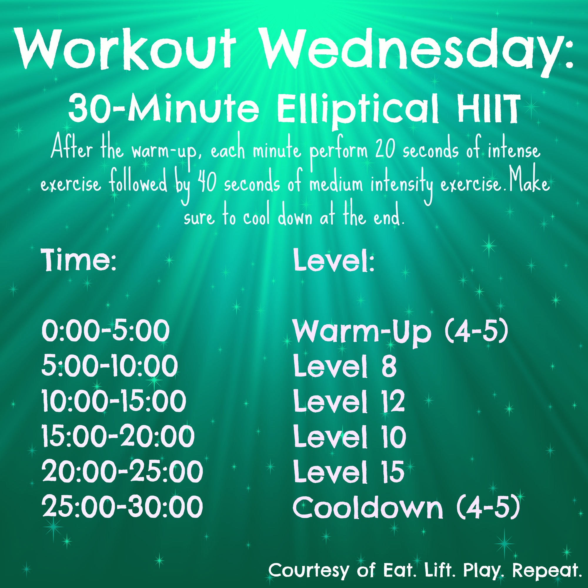 30-Minute Cardio Medley Workout