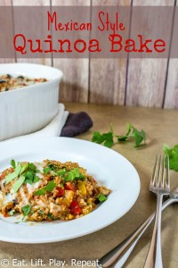 Mexican-Style Quinoa Bake-edit