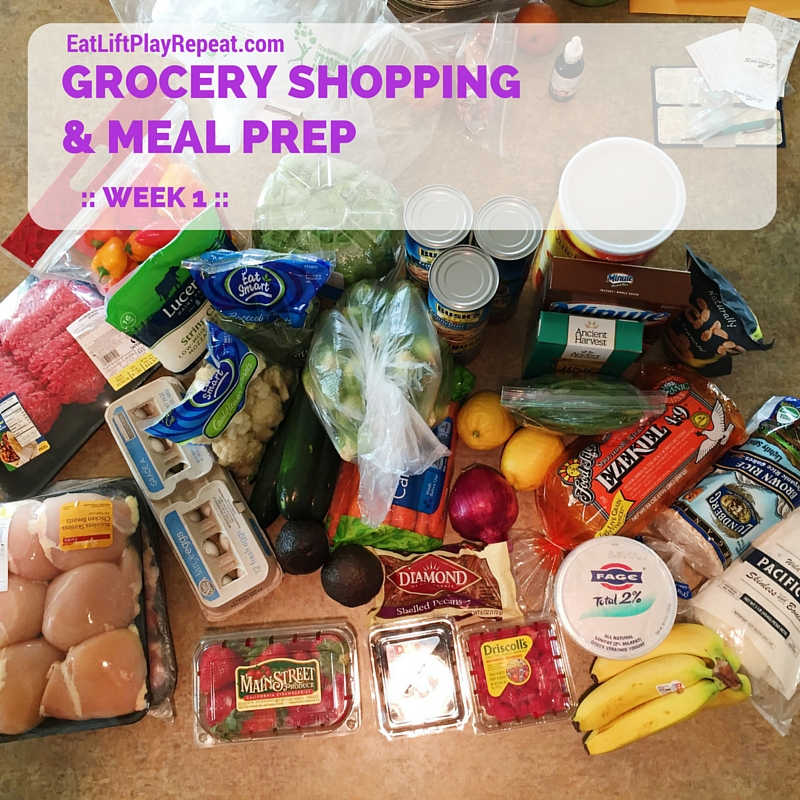 Shopping & Meal Prep