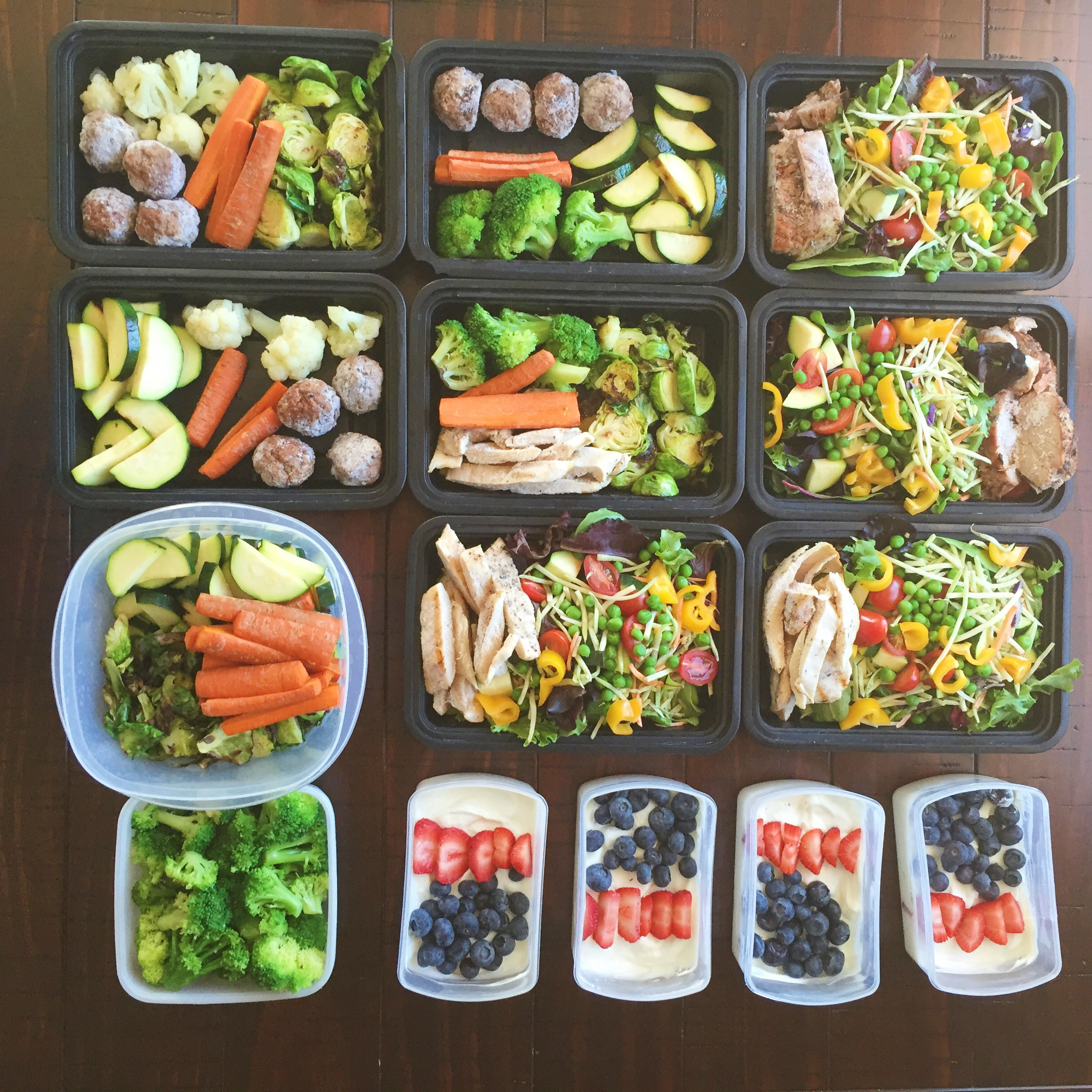 Grocery Shopping Amp Meal Prep Week 10 Eat Lift Play