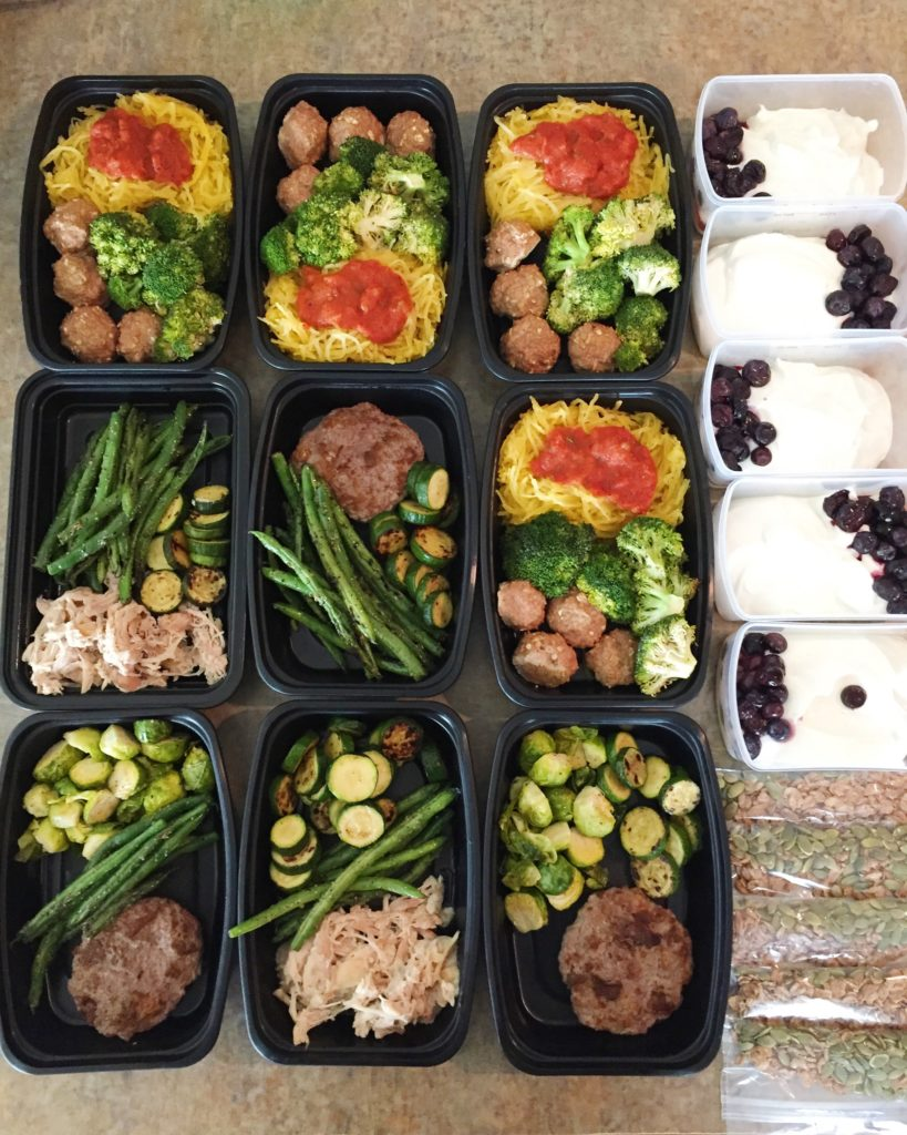 Grocery Shopping Amp Meal Prep Ideas Week 35 Eat Lift