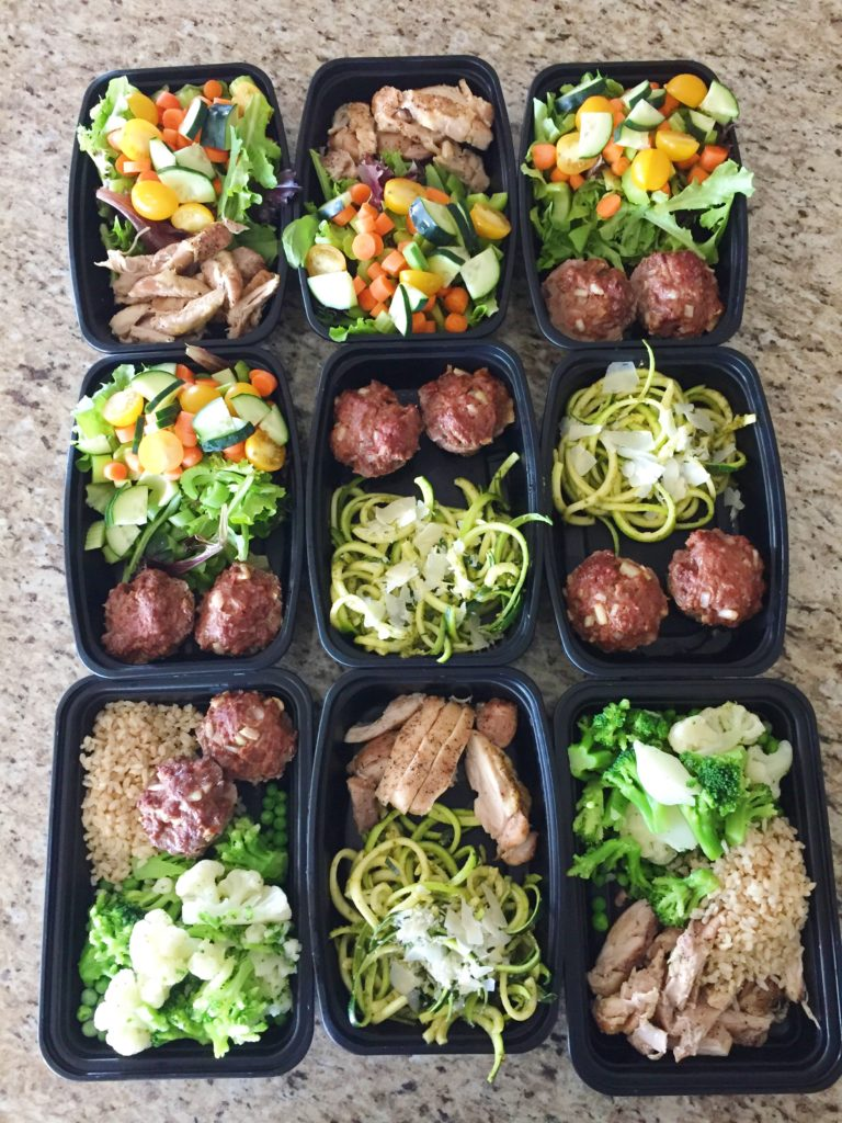 Meal Prep Ideas