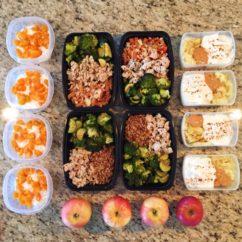 Grocery Shopping Amp Meal Prep Ideas Week 48 Eat Lift