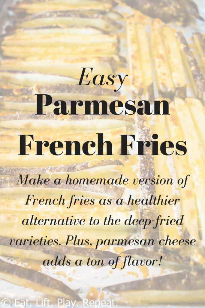 Parmsan French Fries Edit