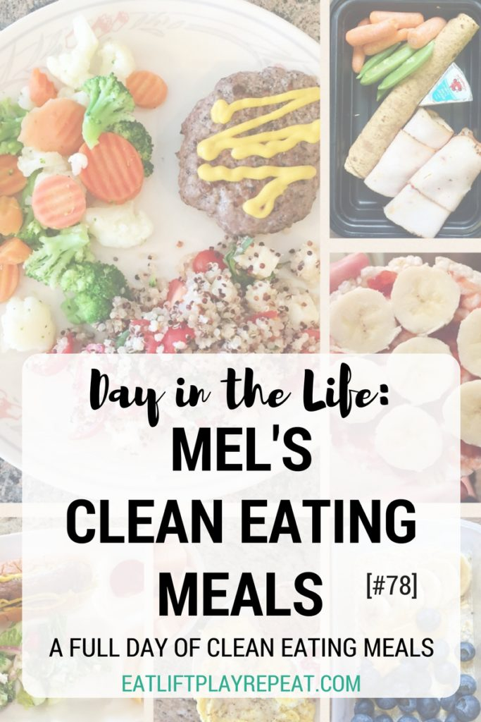 clean eating meals