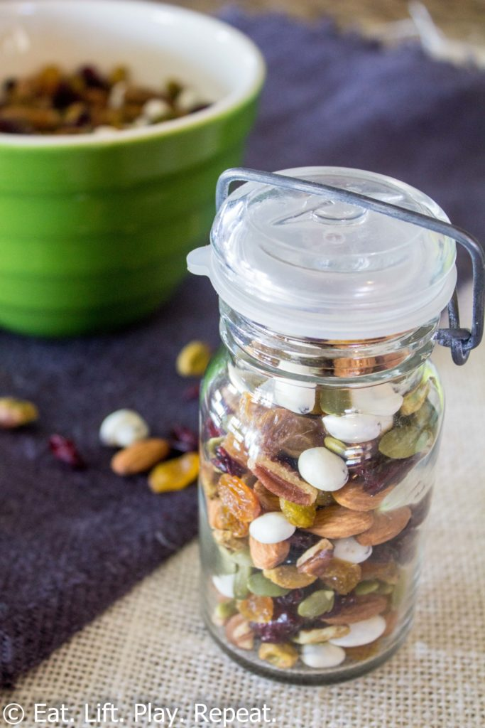 Healthy Fall Trail Mix